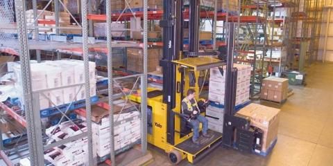 Insley McEntee Equipment Company Carries Forklifts From Top Brands , Rochester, New York