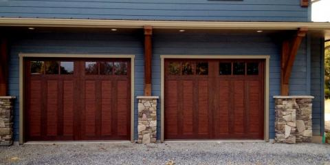 3 Ways to Choose an Energy-Efficient Garage Door, Rochester, New York