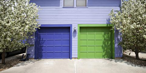 How to Personalize Your Garage Door, Rochester, New York