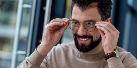 A Guide to the Best Glasses for Every Face Shape, Brighton, New York