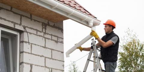 4 FAQ about Gutter Systems, Ontario, New York