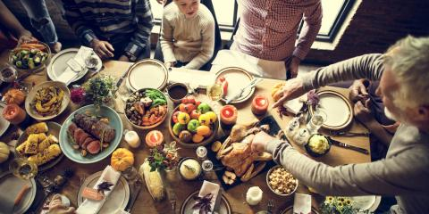 Top 5 Healthy Food Tips For Happier Holiday Eating, Henrietta, New York