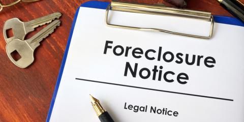 What Situations Make Home Foreclosure a Smart Move?, Rochester, New York