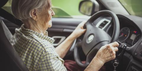 5 Warning Signs an Older Parent Should Stop Driving, Lakeville, New York