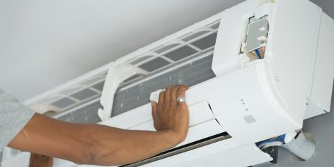 HVAC Contractor Explains the Advantages of Ductless Air Conditioning Systems, Rochester, New York