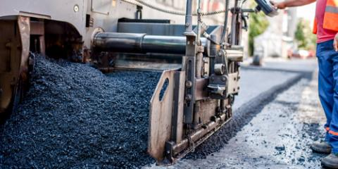 How Are Asphalt Sealcoating & Paving Different?, Syracuse, New York