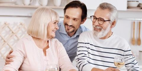 Is It Time to Talk Finances With Your Elderly Parents? A Few Tips, Henrietta, New York