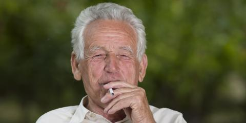 How to Help a Senior Loved One Stop Smoking, Henrietta, New York