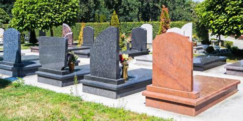 How to Clean a Granite Headstone , Rochester, New York