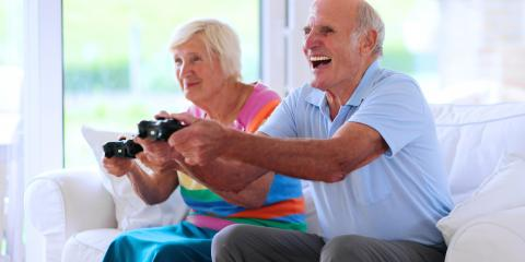 3 Ways Seniors Can Benefit From Playing Video Games, Greece, New York
