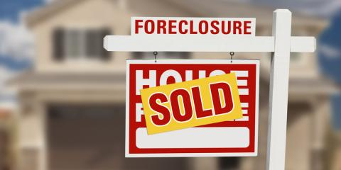 Mortgage Loan Experts Explain What You Should Know Before Buying a Foreclosure, Brighton, New York