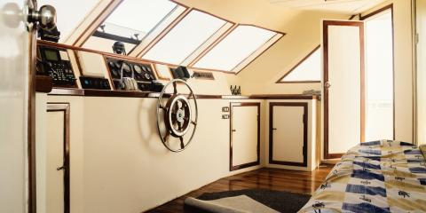 3 Inexpensive Ideas for Decorating a Boat Cabin, Irondequoit, New York