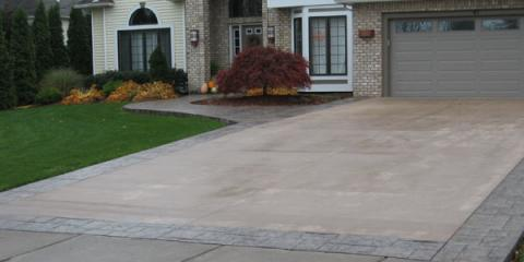 The Superiority of Concrete Driveways, Gates, New York