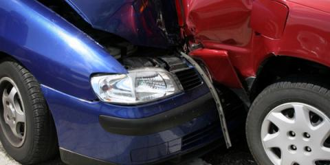 How to Handle an Auto Accident Step by Step , East Rochester, New York