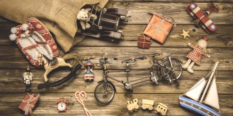 What Are the Secrets to Collecting Vintage Toys?, Rochester, New York
