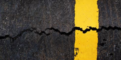 How Asphalt Repair Pros Fix Cracks, Greece, New York
