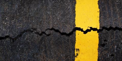 How Asphalt Repair Pros Fix Cracks, Greece, New York