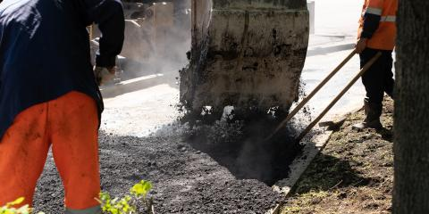 What Kinds of Additives Are Used in Asphalt Paving?, Syracuse, New York
