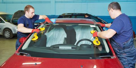 Auto Glass Replacement 101: How Long It Takes to Install a Windshield, Rochester, New York