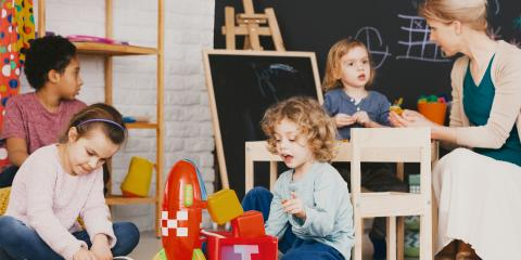 What Security Measures Should a Child Care Facility Have?, Henrietta, New York