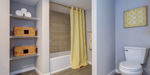 How to Keep Organized During After a Bathroom Remodel, Rochester, New York