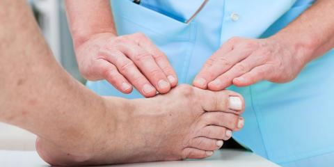 Rochester Podiatry Office Explains 3 Common Causes of Bunion Pain, Gates, New York