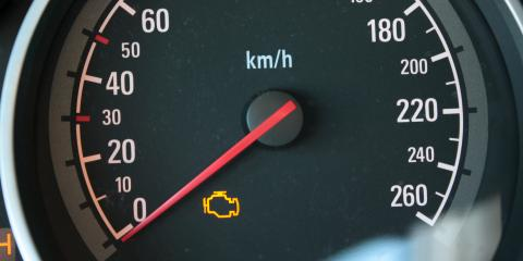 4 Reasons to Pay Attention to a Check Engine Light, Brighton, New York