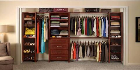 De Clutter Your Closet With These Closet Storage Ideas   Get Organized    Rochester | NearSay