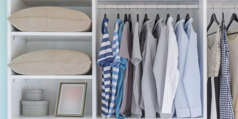 5 Closet Storage Hacks to Maximize Space , Rochester, New York