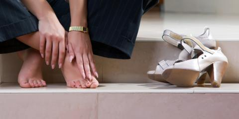 5 Common Causes of Foot Pain, Rochester, New York