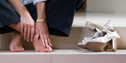 Foot Pain & Flat Feet: Essential Info, Greece, New York