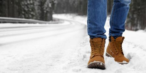 5 Essential Foot Care Tips for Winter, Gates, New York
