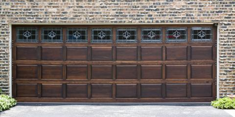 Choosing Between Metal U0026amp; Wood Garage Doors, Rochester, ...