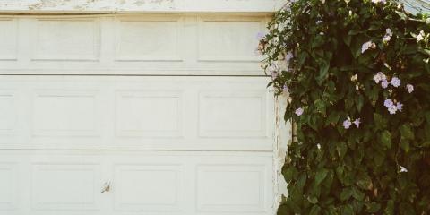 Schedule Garage Door Repair or Replacement Soon, Before Winter, Rochester, New York