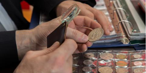 A Gold & Coin Shop's Coin Collecting Advice for Beginners, Irondequoit, New York