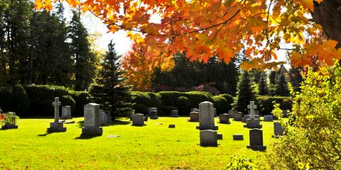 How to Replace an Existing Gravestone, Rochester, New York