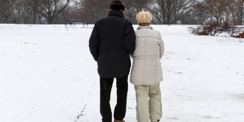 5 Tips to Prevent Falls in the Winter, Auburn, New York