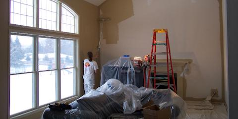 Seamless Custom Painting Wallpaper In Rochester Ny