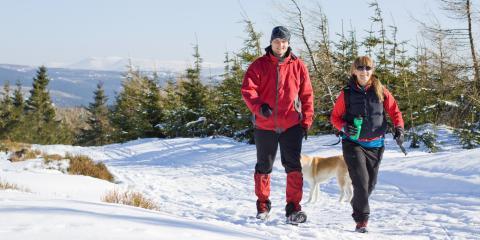 3 Ways to Avoid Falls During the Winter, Rochester, New York