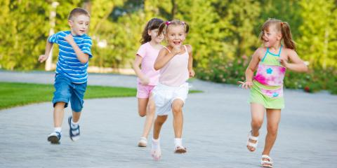 3 Tips to Get Your Kids Moving, Greece, New York