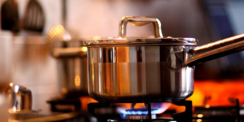 The Pros & Cons of Gas & Electric Stoves, Henrietta, New York