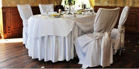 Should You Rent or Buy Linens for Your Next Event?, Henrietta, New York
