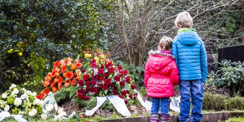 Should My Child Attend a Memorial Service?, Rochester, New York