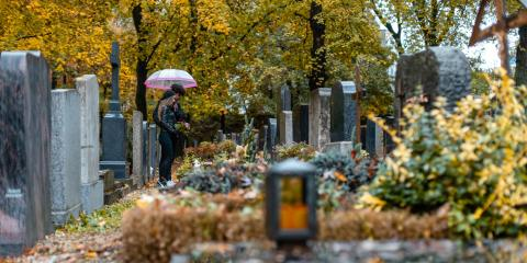 A Guide to Cemetery Visits, Rochester, New York