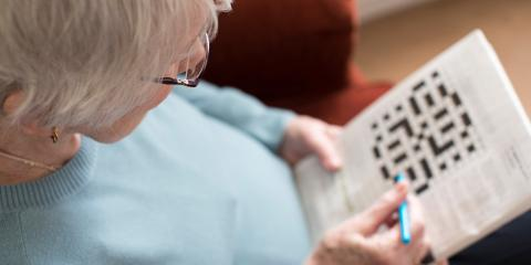 4 Simple Ways to Boost Cognition & Memory for a Senior, Greece, New York