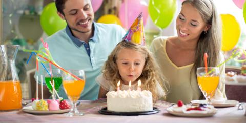 The Do's & Don'ts of Planning a Child's Birthday Party, Greece, New York