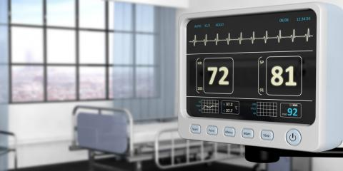 Medical Supply Experts Explain Patient Monitors, Henrietta, New York