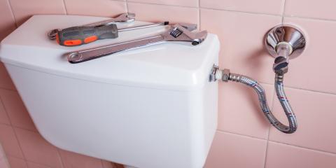 3 Plumbing Parts to Repair Your Broken Toilet, Irondequoit, New York