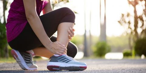 Sprained Ankles vs. Swollen Ankles, Gates, New York