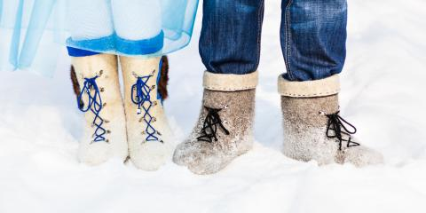Foot Care Specialists Explain What Happens When Your Feet Get Too Cold, Greece, New York